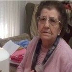 Costureira de 84 anos faz 50 máscaras num dia para dar aos hospitais