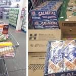 Empresário compra comida para os seus funcionários em quarentena e paga os salários antecipados