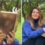 Atriz Claudia Abreu presta homenagem ao sogro, o escritor Rubem Fonseca
