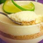 Mousse de limão superfácil e muito deliciosa
