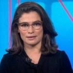 Ausência da jornalista Renata Vasconcellos no JN é um dos assuntos mais comentados nas redes sociais