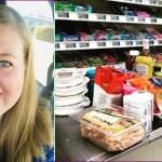 Mulher na fila de supermercado vê que pai solteiro não tem como pagar as compras e oferece-se para pagá-las
