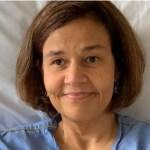 Claudia Rodrigues é hospitalizada em São Paulo