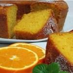 Como fazer um bolo de laranja e cenoura –  deixa um aroma tão bom pela casa…