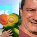 Tom Veiga, intérprete do 'Louro José', está com Covid