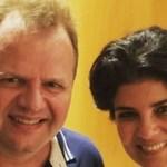 A jornalista Mariana Godoy revela que seu marido era padre e se casou virgem aos 37 anos