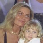 """Como ela cresceu! A neta de Vera Fischer em """"Laços de Família"""" já tem 22 anos"""