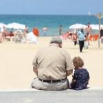 Meu pai me abandonou, mas o meu avô ficou do meu lado até o fim da sua vida