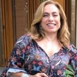 Cissa Guimarães mostra abdômen sarado aos 63 anos