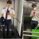 De piloto de aviões a entregador de comida: como a vida deste jovem mudou com a pandemia