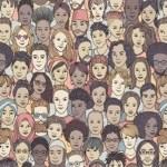 Encontre o rosto com os olhos fechados e vença este desafio visual