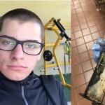 Jovem publica fotos de cozinha suja do restaurante onde trabalha e é demitido na hora
