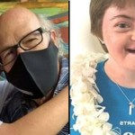 Sua filha com Síndrome de Down concluiu universidade provando que sua condição não a limita
