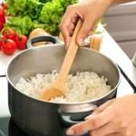 Truque para saber a quantidade exata de arroz por pessoa (nem muito e nem muito pouco)