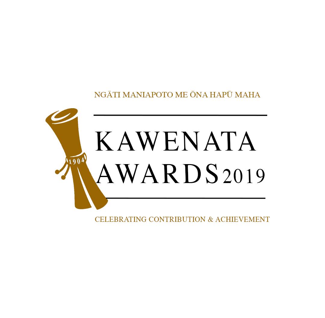 Kawenata Logo (White)