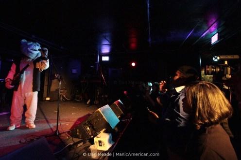 Dan Meade: Keytar Bear Pause