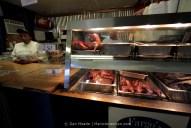 Inside Fargo's: The counter