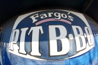 Fargo's sign.