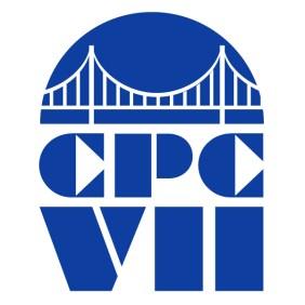 CPCVII Logo by Ana Coronado.