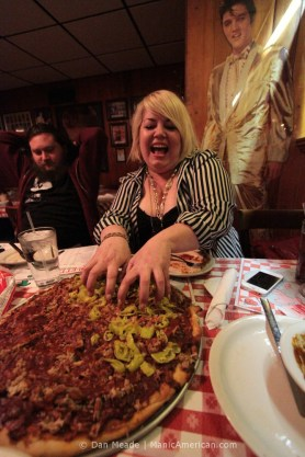 Dan Meade: Claws In at Coletta's Restaurant, Southeast Memphis