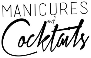 manicures and cocktails logo