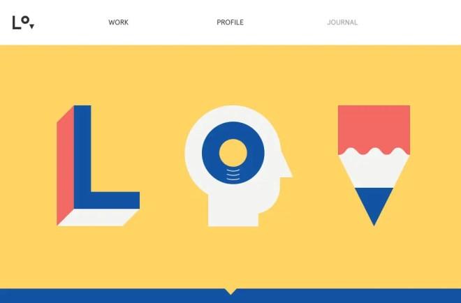 Lorenzo Verzini WordPress を使ったサイトまとめ Pt.2 | WEBサイトデザインまとめ