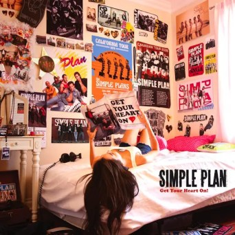 Simple Plan『Get Your Heart On!』国内盤ツアー・エディションで再発売