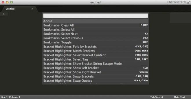Sublime Text プラグイン管理機能 Package Control インストール方法・使い方