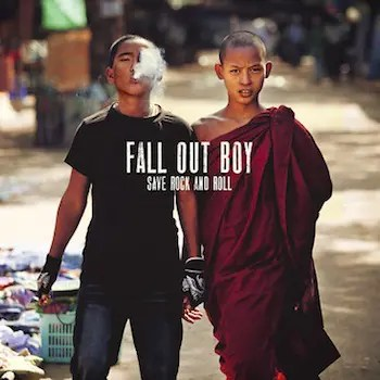 Fall Out Boy復活 | 新作『Save Rock And Roll』4月17日発売