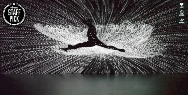 Klaus Obermaier - grand finale   美しすぎる映像作品