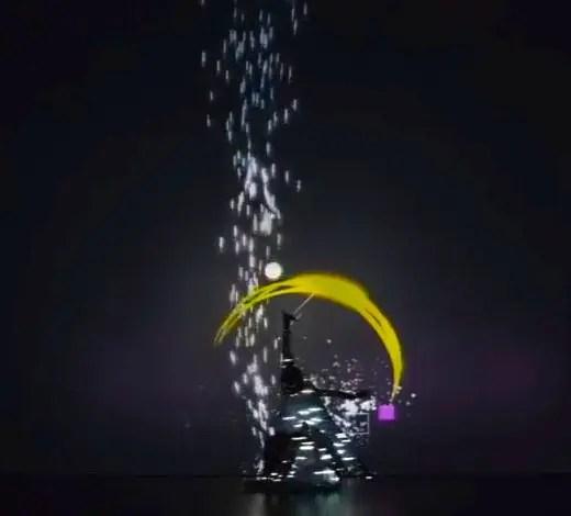 Nosaj Thing - Eclipse/Blue 静かでエモーショナルな美しいビデオ