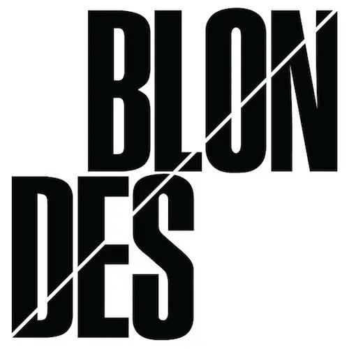 Blondes「Blondes」   セルフタイトル・デビューアルバム(2012年作品)