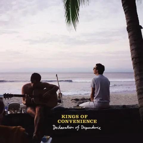 Kings of Convenience - Declaration of Dependence | 夏のサンセットはこのアコースティック・デュオで決まり (2009)