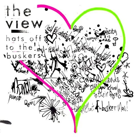 The View - Hats Off to the Buskers | おしゃれをして出掛けよう (2007)