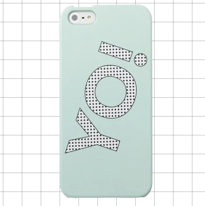Kate Spade Saturday IPHONE 5 CASE IN YO