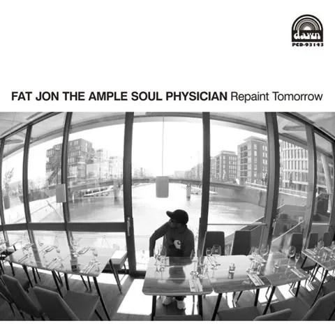 おしゃれヒップホップでオススメのCD | Fat Jon the Ample Soul Physician - Repaint Tomorrow (2008)