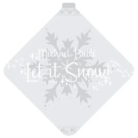 Michael Bublé クリスマス企画盤EP「Let It Snow!」(2003年作品)