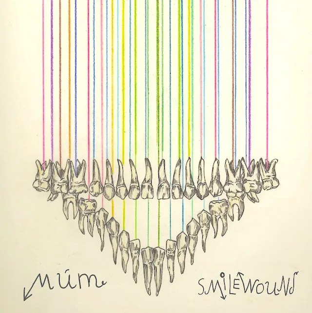 アイスランドの至宝ムーム(Múm)『スマイルウーンド』ギーザ復帰後の完全体アルバム