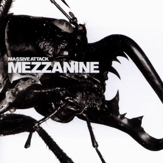 Massive Attack『Mezzanine (メザニーン)』(1998)
