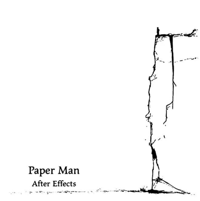 純白エモの新人バンド Paper Man「After Effects EP」(2014)