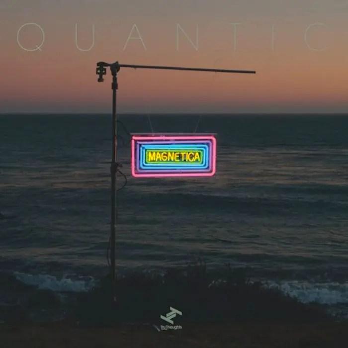 クァンティック新作『Magnetica』4月23日発売 国内盤はボーナストラック2曲付