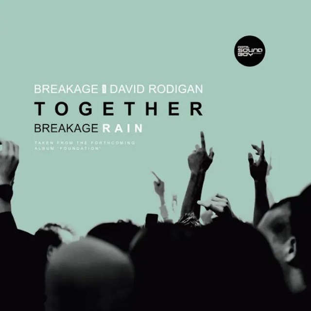 Breakage & David Rodigan - Together / Rain