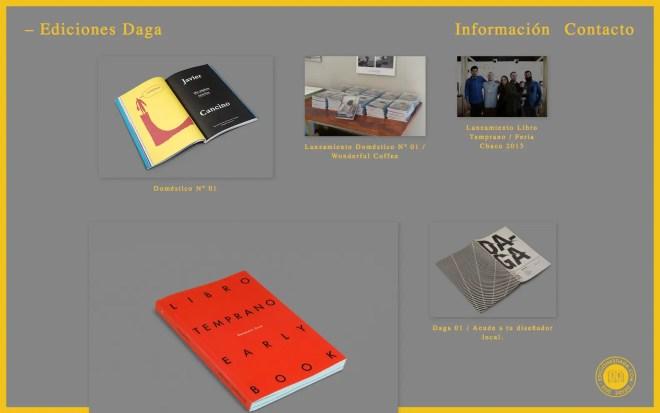 Ediciones Daga