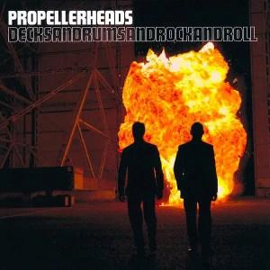Propellerheads - Decksanddrumsandrockandroll (1998)
