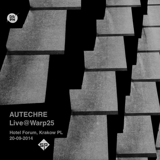 オウテカ Warp Records 25周年ライブ音源が無料公開