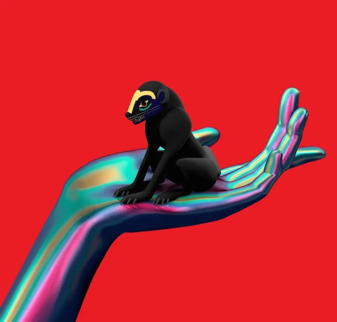 SBTRKT『Wonder Where We Land』