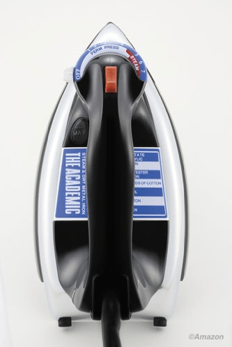 おしゃれデザインのアイロン「DBKスチーム&ドライアイロン J80T」
