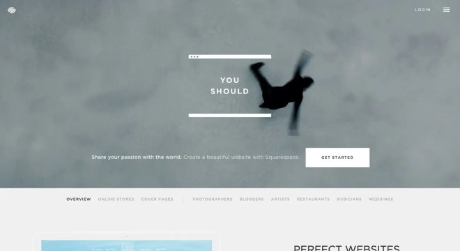 Build a Website   Squarespace