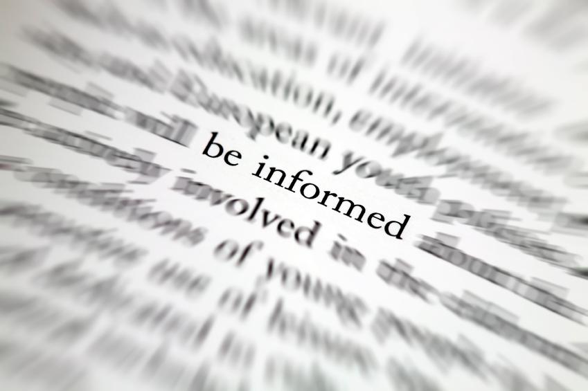 Minerva Analytics Research Principles - Be Informed