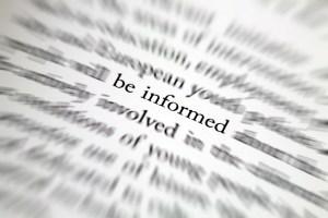 Manifest - Be Informed